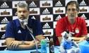 """Sporting Cristal: """"Mario Salas dirá si quiere ir a Colo Colo"""""""