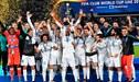 ¿Cuánto dinero recibe el ganador del Mundial de Clubes?