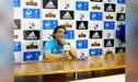 """Mario Salas: """"Sporting Cristal es un justo campeón, somos el mejor equipo del año"""" [VIDEO]"""