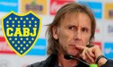 "Fox Sports Argentina: ""El candidato número 1 para Boca Juniors es Ricardo Gareca"" [VIDEO]"