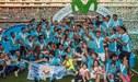 Conmebol felicitó a Sporting Cristal con emotivo mensaje tras conseguir el título nacional