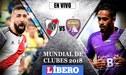 River vs Al Ain EN VIVO: chocan por semifinales del Mundial de Clubes 2018