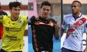Rodrigo Cuba, Aldair Salazar y Anthony Rosell cerca de Alianza Lima