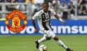 Manchester United va por Douglas Costa y dos importantes refuerzos