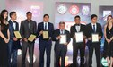 César Vallejo arrasó en los premios de gala de la Segunda División