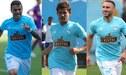 Sporting Cristal: Omar Merlo, Gabriel Costa y Emanuel Herrera serán la 'columna' celeste