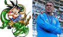 Pablo Bengoechea deja Alianza Lima y un hincha lo despidió con video al estilo Dragon Ball GT