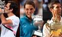Resumen 2018: Djokovic, Nadal y Federer mantuvieron su supremacía en el tenis [VIDEOS]