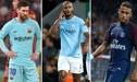 Las grandes decepciones que dejó la Champions League 2017-2018