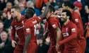 El Liverpoolvenció al Newcastle y se coloca en la punta del campeonato
