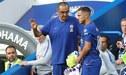 Maurizio Sarri habló sobre el posible fichaje de Eden Hazard al Real Madrid