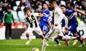 Juventus vs Sampdoria: Cristiano Ronaldo pone el 2-1 y le da la victoria a los locales [VIDEO]