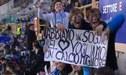 Serie A: el conmovedor apoyo de los hinchas del Napoli a Kalidou Koulibaly