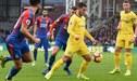 Chelsea derrotó 1-0 a Crystal Palace por la Premier League