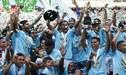 ¡SALUD CAMPEÓN! Sporting Cristal elegido como el 'Mejor equipo' del fútbol peruano en los Premios Libero