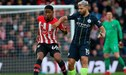Manchester City venció por 3-1 a Southampton por la jornada 20 de la Premier League 2018
