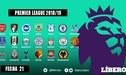 Premier League EN VIVO: Así van los resultados y la tabla de posiciones de la fecha 21