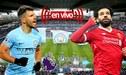 Ver aquí Manchester City vs Liverpool EN VIVO HOY vía DirecTV: Horarios, canales, alineaciones y cómo ver la transmisión por Premier League | GUÍA TV