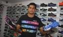 Koichi Aparicio quiere llegar lejos en la Copa Sudamericana con Sport Huancayo