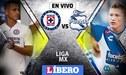 VER Cruz Azul vs Puebla EN VIVO: debut de Yoshimar Yotún por la fecha 1 de la Liga MX