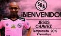 Jesús Chávez es nuevo refuerzo de Sport Boys por todo el 2019 [FOTO]