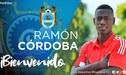 Binacional anunció al colombiano Ramón Córdoba como flamante refuerzo