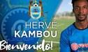 Binacional hizo oficial la llegada de Hervé Kambou