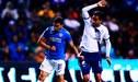 Cruz Azul empató 1-1 con Puebla y Yoshimar Yotún hizo su debut en la Liga MX [RESUMEN Y GOLES]