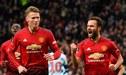 Manchester United venció 2-0 al Reading y clasifico a la 4ta ronda de la FA CUP [RESUMEN Y VIDEOS]