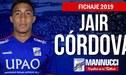 Mannucci hizo oficial el fichaje de máximo goleador de la Segunda División