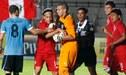 Selección Peruana Sub-20: Daniel Ahmed también debutó ante Uruguay en Sudamericano 2013 [VIDEO]
