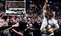 The Rock recordó su épica batalla frente a Mankind que cambió la historia de la WWE