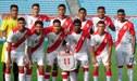 Selección peruana Sub 20: Olivares, López y Pacheco, hicieron llorar al Sport Boys