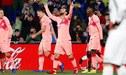 Barcelona derrotó 2-1 a Getafe con goles de Messi y Suárez en la Liga Santander [RESUMEN Y GOLES]