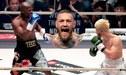 McGregor quiere pelear ante rival que perdió ante Mayweather