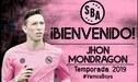 Sport Boys anuncia al defensa colombiano Jhon Steven Mondragón como nuevo refuerzo [FOTO]