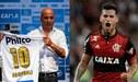 Jorge Sampaoli pide a Miguel Trauco para su renovado Santos de Brasil [FOTO]