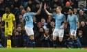 Manchester City aplastó 9-0 al Burton Albion por la primera semifinal de la Copa de la Liga [RESUMEN]