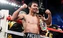 Manny Pacquiao promete noquear a Adrien Broner el próximo 19 de enero en Las Vegas [HORA Y CANAL]