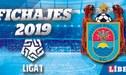 Binacional anuncia dos refuerzos importantes para la Liga 1 y Copa Sudamericana 2019 [FOTOS]