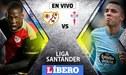 Rayo Vallecano vs Celta de Vigo EN VIVO ONLINE: con Luis Advíncula de titular, por la fecha 19 de la Liga Santander