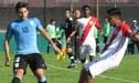 Selección Peruana Sub-20: Fixture completo del Grupo B con Uruguay, Paraguay, Ecuador y Argentina