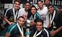 César Vallejo oficializa a campeón con Alianza Lima en el 2017 como su nuevo fichaje