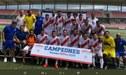 ¡Equipo SAFAP Perú se coronó tricampeón FIFPRO América 2019!