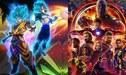 """""""Dragon Ball Super: Broly"""" logra posicionarse como el segundo mejor estreno en el Perú"""