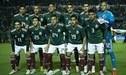 """Selección mexicana: ¡TERRIBLE! Gobierno de México retiró el auspicio al """"Tri"""""""