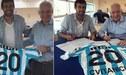 Exjugador de Boca Juniors se convirtió en nuevo fichaje de Racing Club