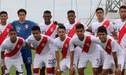 Selección Peruana Sub-20: Difunden la lista definitiva de convocados para el Sudamericano Chile 2019