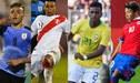 Conoce a las 8 figuras juveniles a seguir en el Sudamericano Sub 20 Chile 2019 [FOTOS]