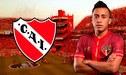 Hinchas de Independiente brindan 'bienvenida' a Christian Cueva con sus mejores jugadas [VIDEO]